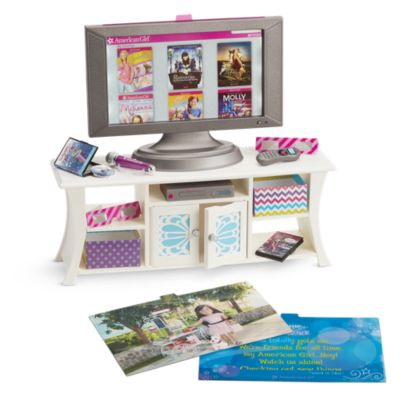 Music Amp Movies Entertainment Set Truly Me American Girl