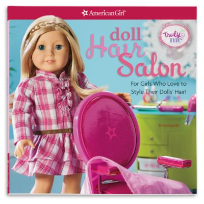 american girl hair salon styles doll hair salon truly me american 1991 | DGC06 doll hair salon 1?$null$