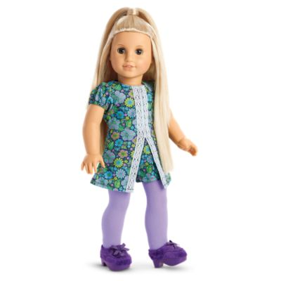Julie S New Year S Eve Outfit For 18 Inch Dolls