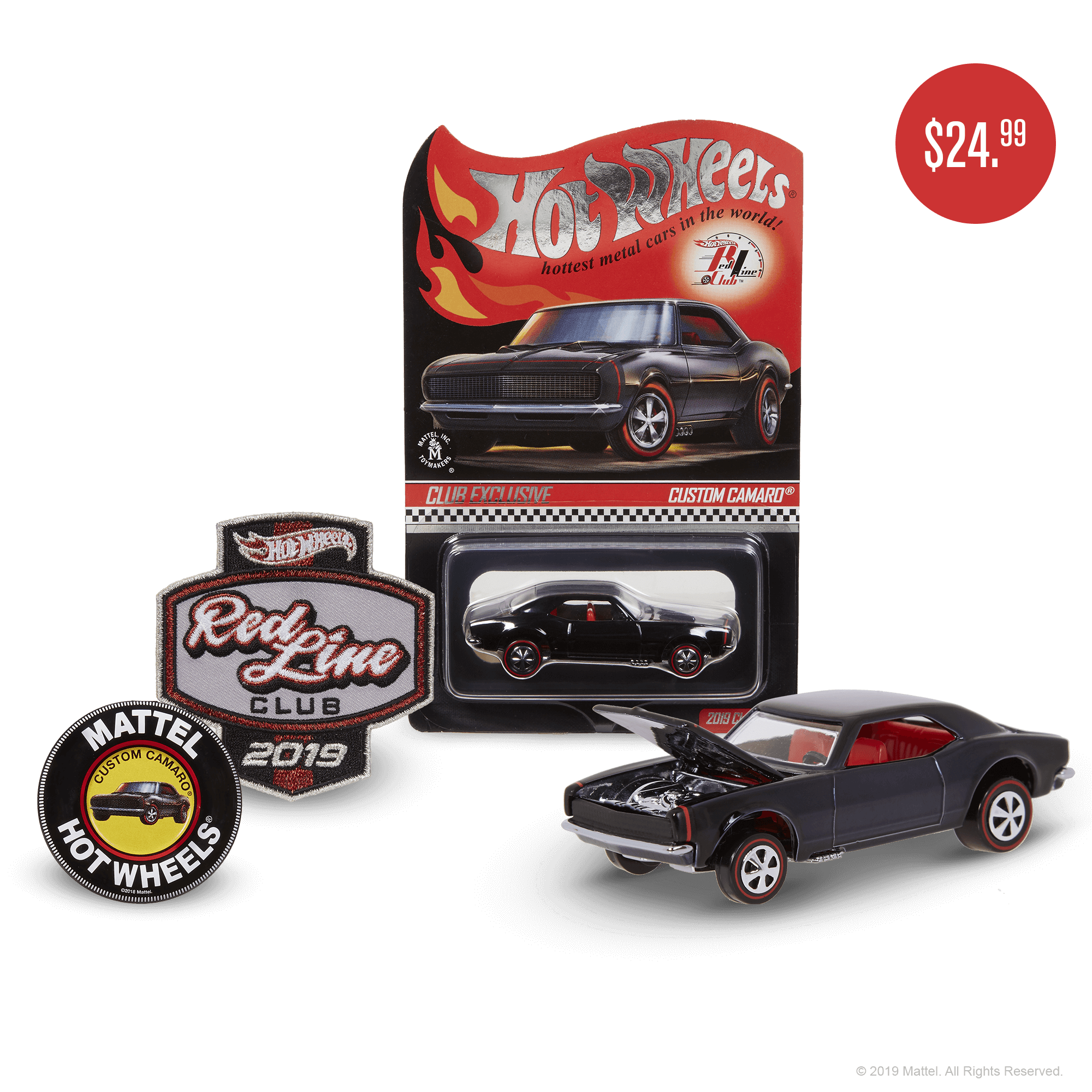 Red Line Club Membership Sign-Up & Benefits | Hot Wheels