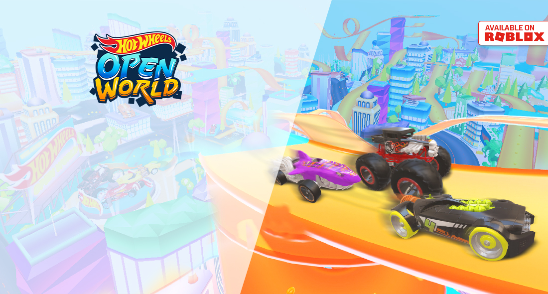 Roblox - Hot Wheels Open World