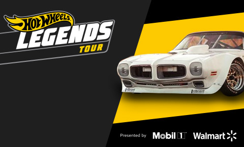 Hot Wheels Legends Tour