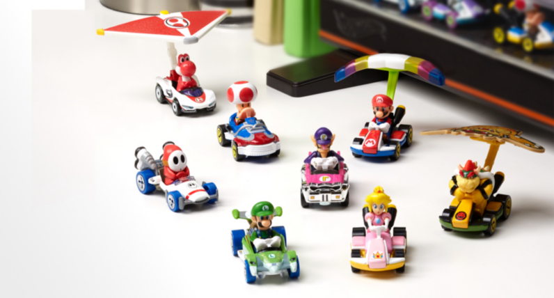 MARIO KART GLIDER VEHICLE PACK Slide 1