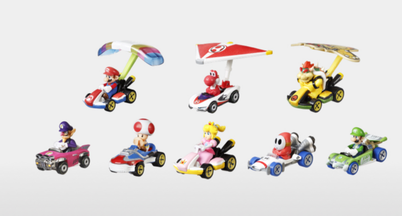 MARIO KART GLIDER VEHICLE PACK Slide 2