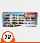 Hot Wheels 20 Car Pack