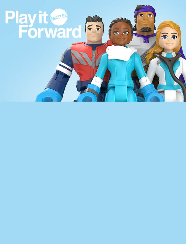 Mattel - Play it Forward
