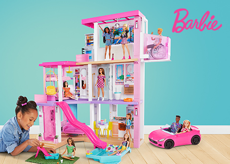 Barbie® DreamHouse™