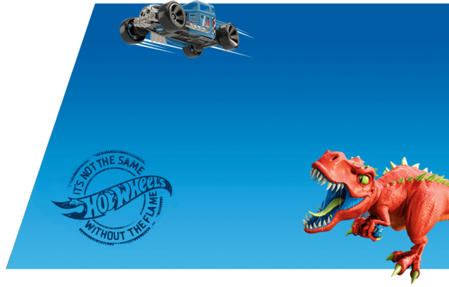 Hot Wheels T Rex Rampage Play Set Gfh88 Hot Wheels Shop