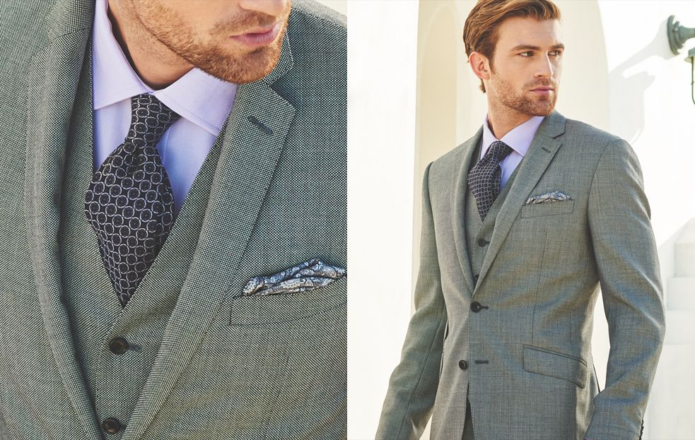 MOORES : clothing for men: [[ The Joseph Abboud Custom Suit ]]