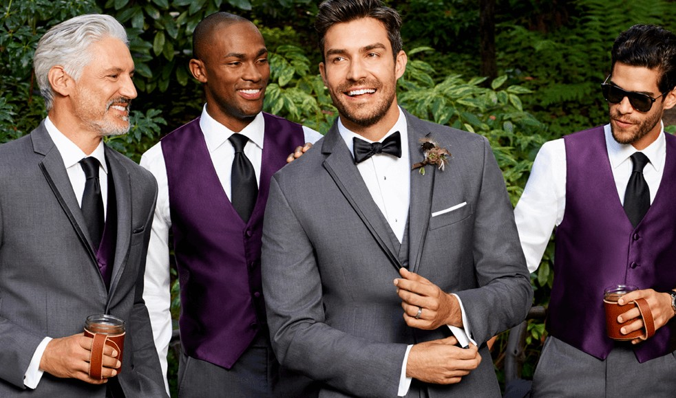 Tuxedo Rental Coupon | Wedding Tux Rental Discounts | Moores ...