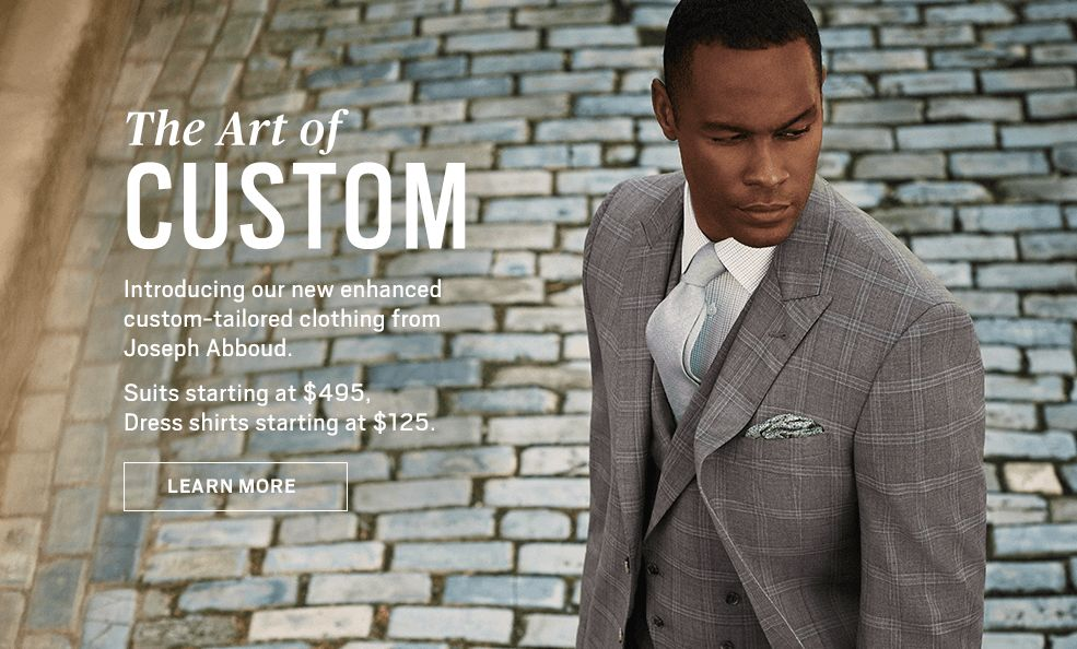 The Art of Custom