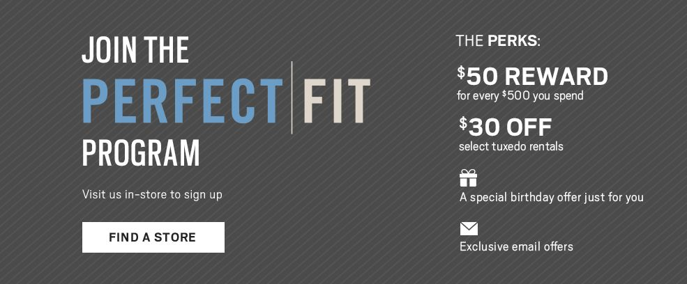 Join the Perfect Fit Program