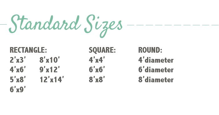 guide to area rugs