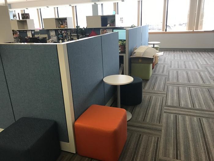 Displays2Go Office Tour