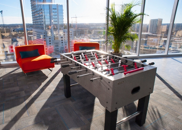 office foosball