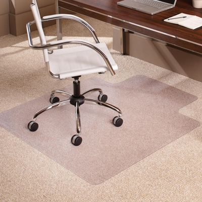 makes your workspace more functional everlife low pile chair mats - Office Chair Mat