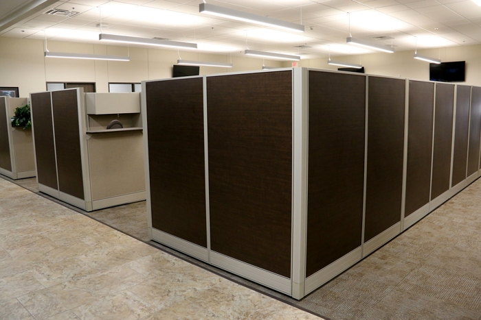 cubicles and office panel systems