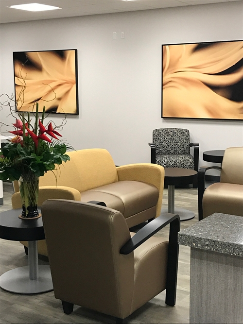 Baylor Medical Office Tour