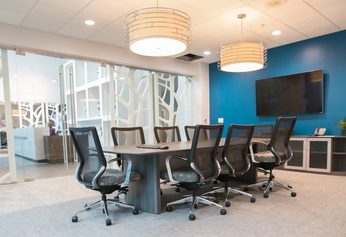 Office Tour: National Business Furniture Conference Rooms