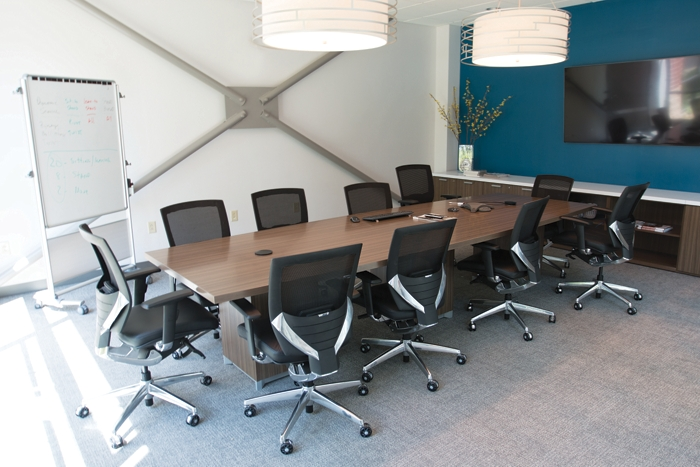 Office Tour National Business Furniture Conference Rooms Nbf Blog