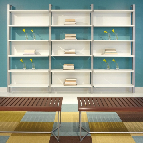 National Business Furniture Bloomberg: Decorating With Simply White