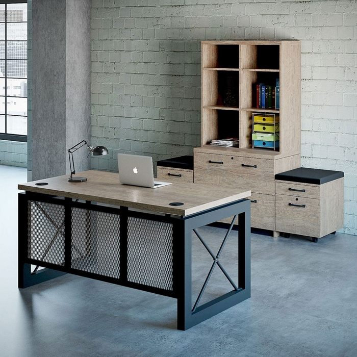 industrial budget private office