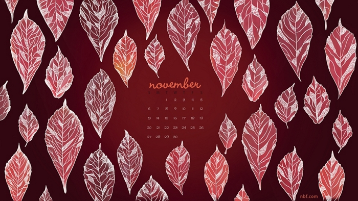 november nbf wallpaper