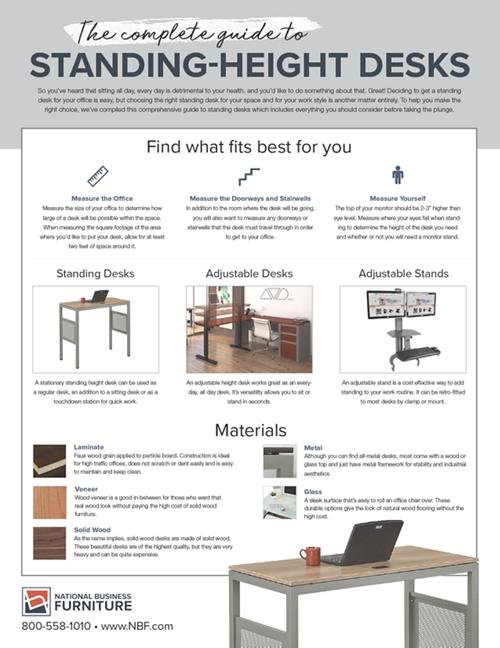 standing desk guide
