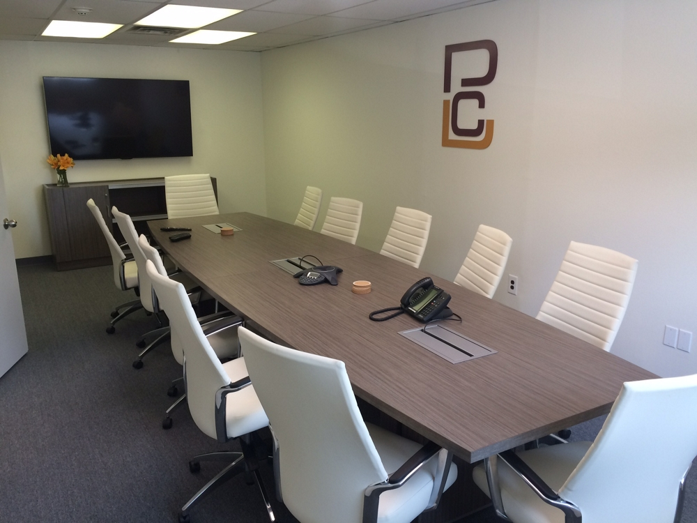parkway nbf office tour