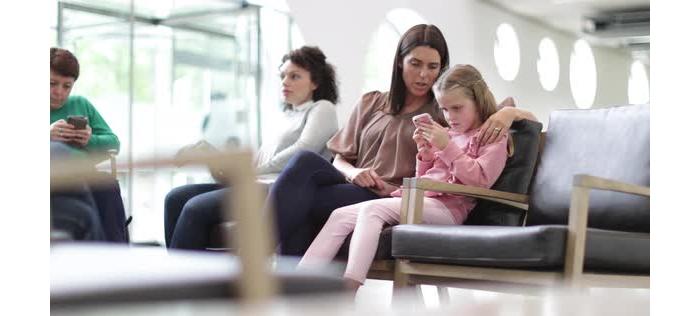 pediatric waiting room furniture