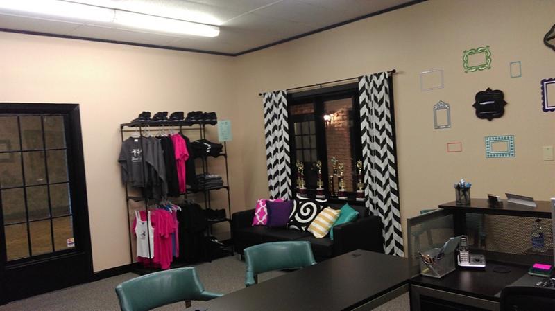 Seven Hills Dance Studio Makeover