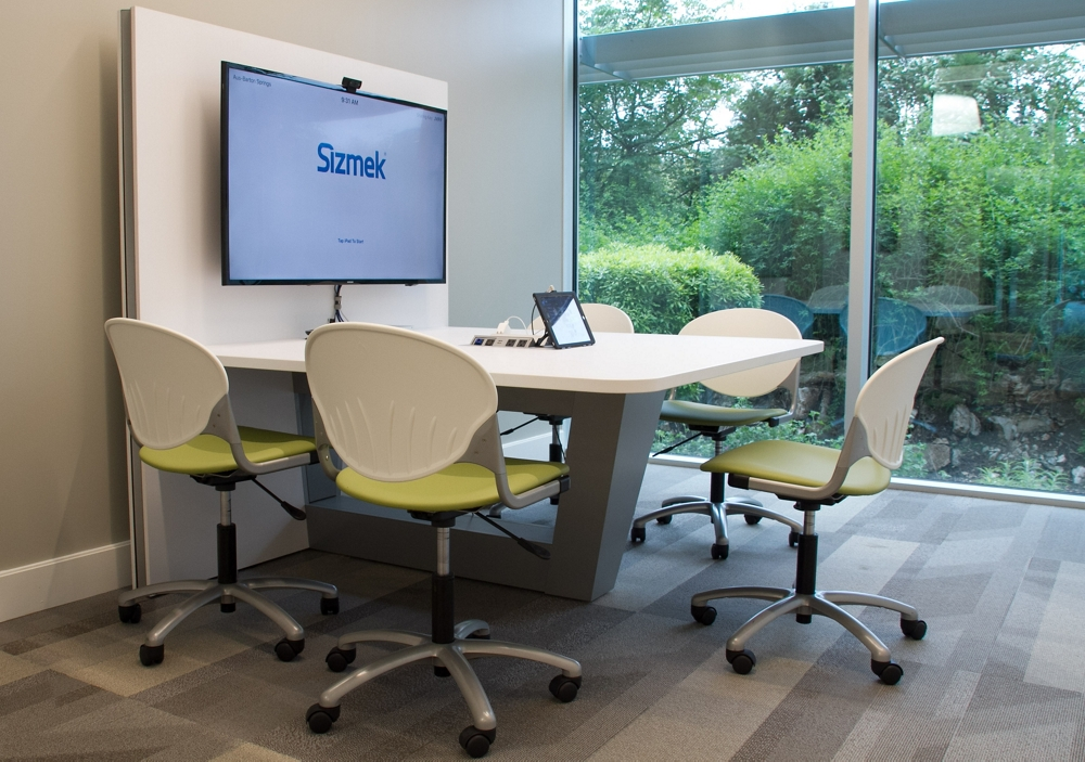 sizmek office tour
