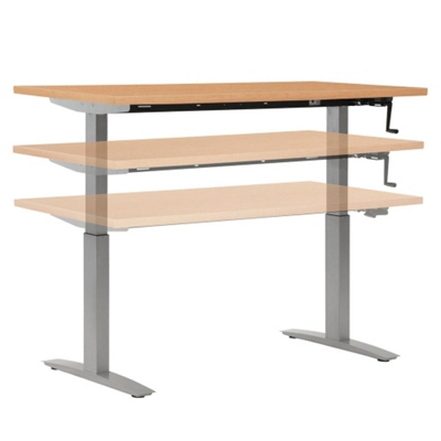 Standing Table for Standing Meetings
