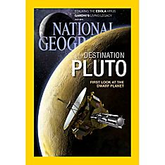 National Geographic Magazine International Delivery