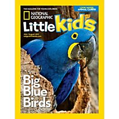 National Geographic Little Kids Magazine U.S. Delivery