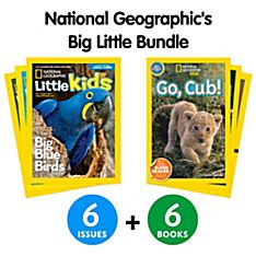 Little Kids Big Bundle - Canadian Delivery