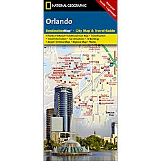Orlando Destination Map