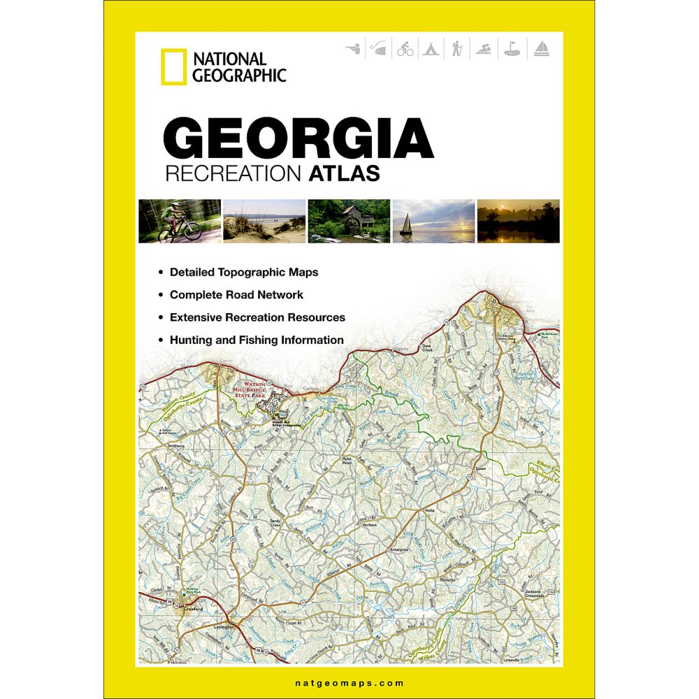 Georgia Recreation Atlas