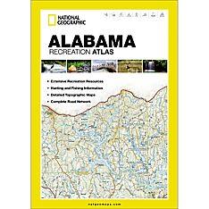 Alabama Recreation Atlas