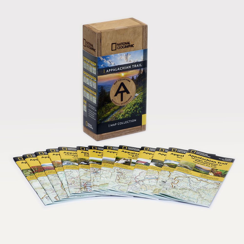 Appalachian Trail Map Collection