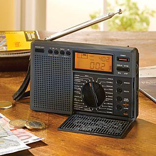Traveler Shortwave Radio