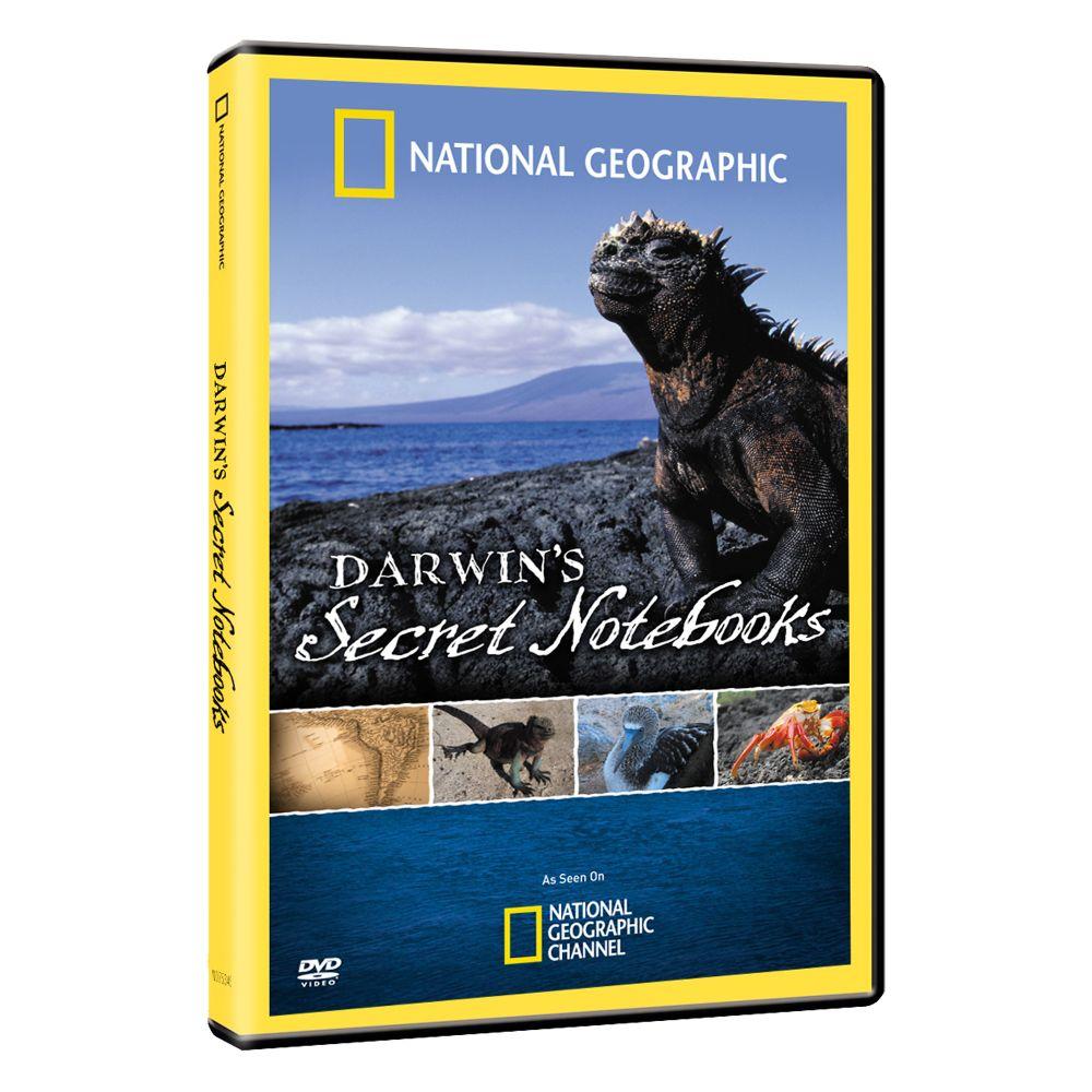 Darwin's Secret Notebooks DVD