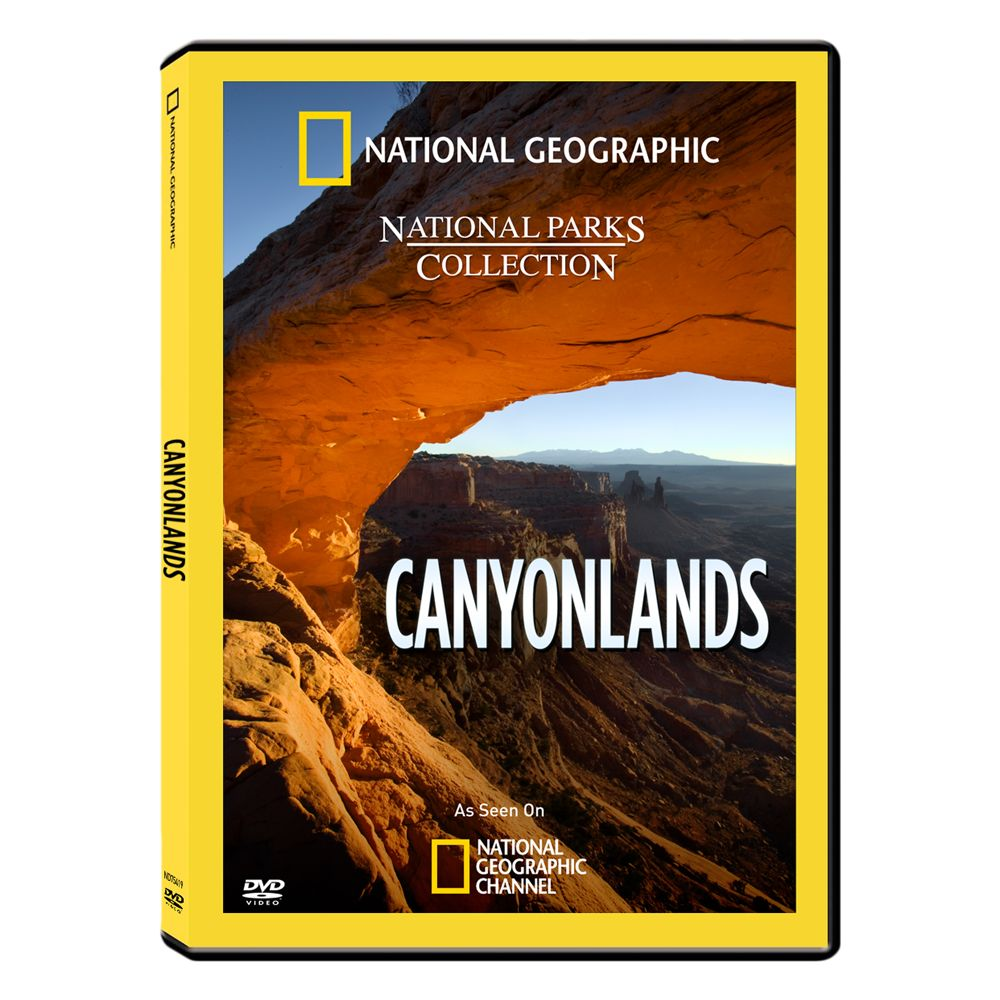 Canyonlands DVD