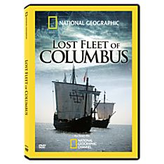 Lost Fleet Of Columbus DVD