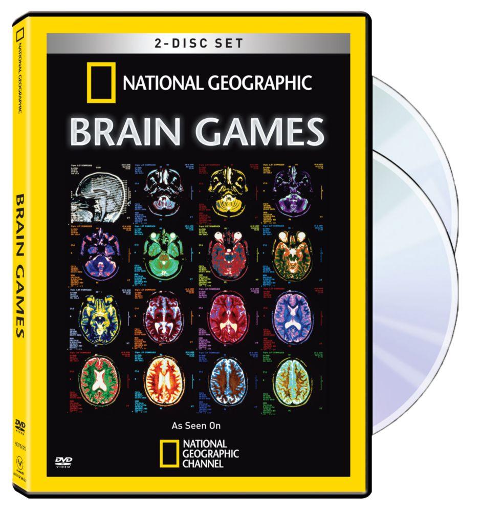 Brain Games Season One DVD