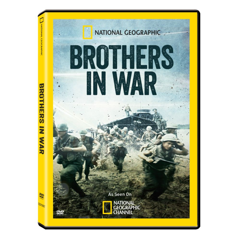 Brothers in War DVD
