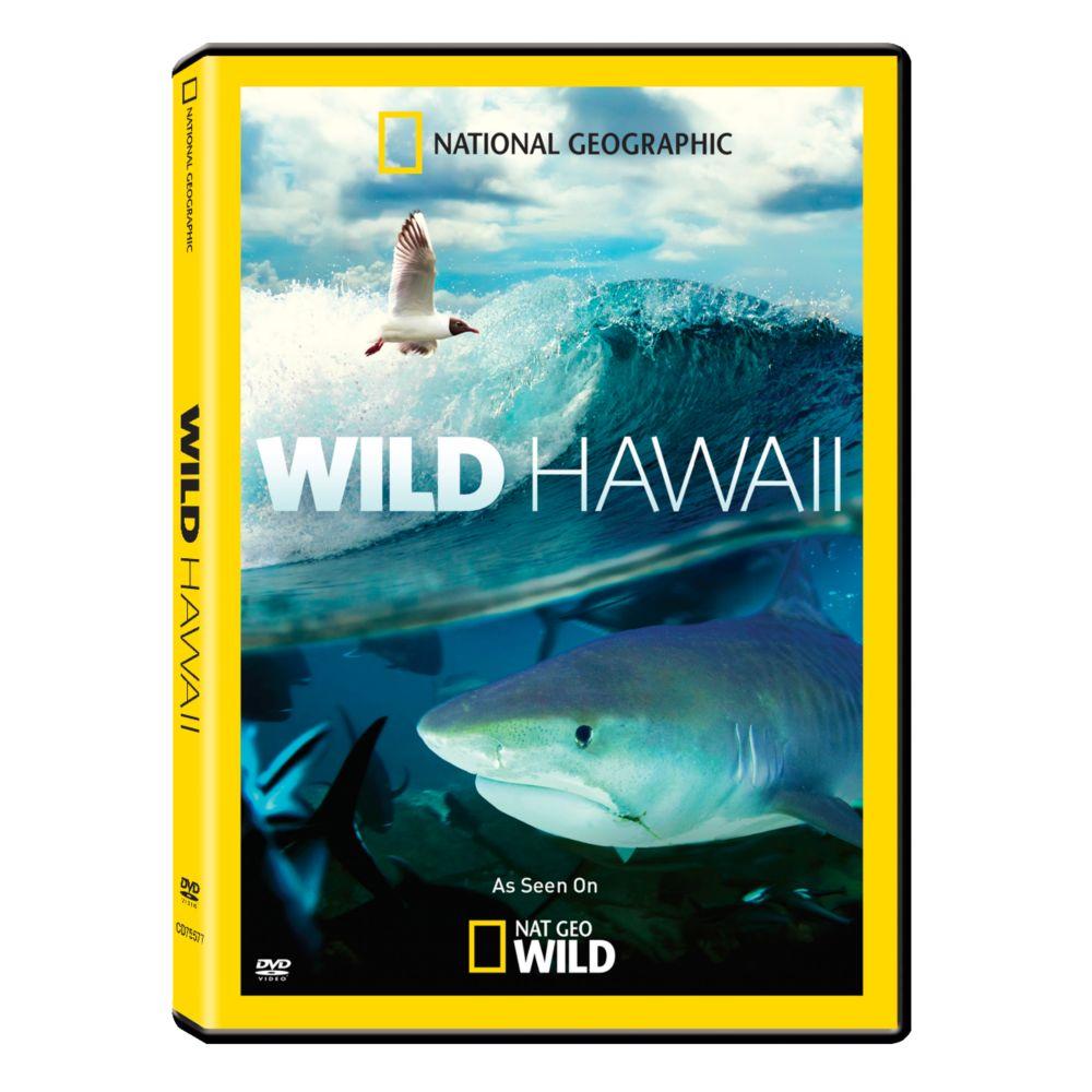 Wild Hawaii DVD-R