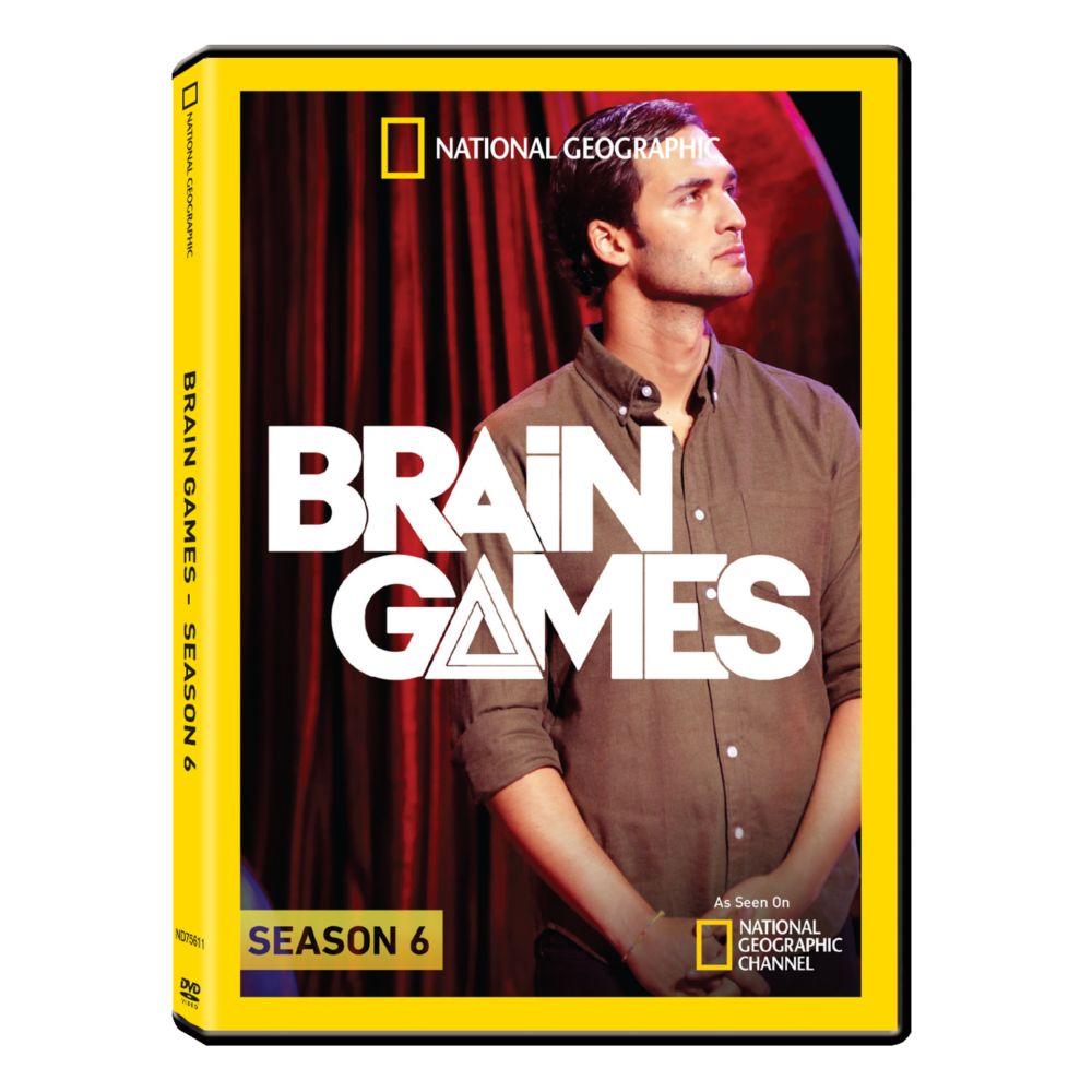 Brain Games Season Six DVD