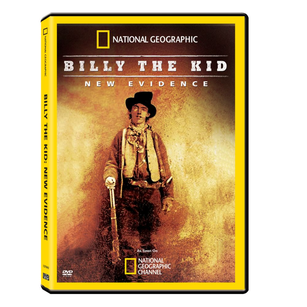 Billy the Kid: New Evidence DVD