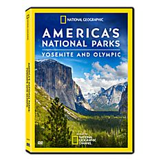 America's National Parks: Yosemite & Olympic DVD